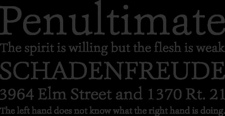 Ashbury Font Phrases