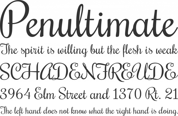 rochester font free by sideshow font squirrel