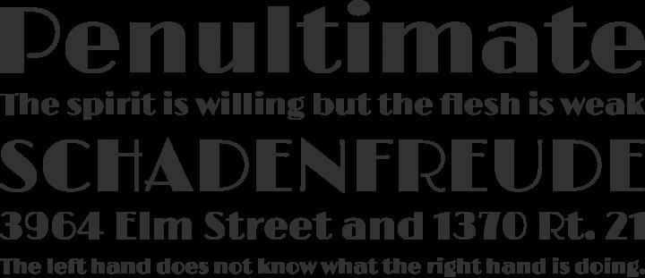 limelight font free by eben sorkin font squirrel