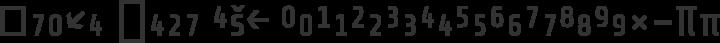 Share Tech Exp free font