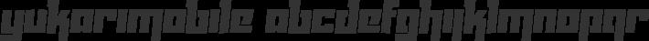 Yukarimobile font family by Vic Fieger